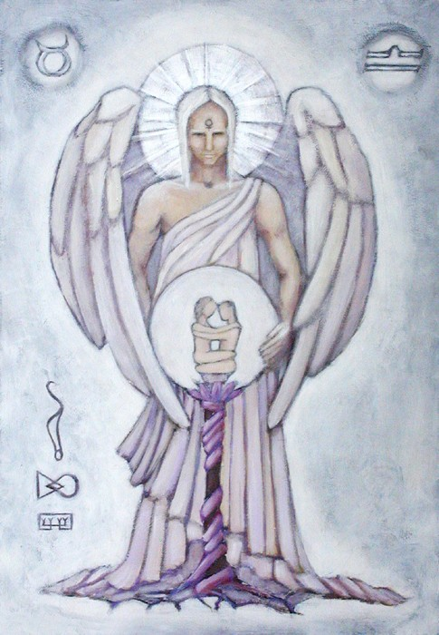 Es - ce que l'archange Anaël  a un pouvoir de guérison? 1798544736